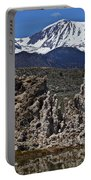 Tufa At Mono Lake California Portable Battery Charger
