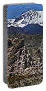 Tufa At Mono Lake California Portable Battery Charger