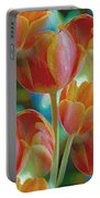 Tulip Fascination Portable Battery Charger