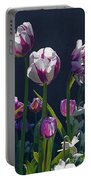 Tulip Springtime Memories Portable Battery Charger
