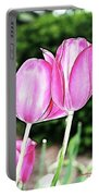Tulips Portable Battery Charger