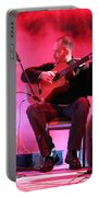 Turab Guitar Player Victor Kawas Portable Battery Charger