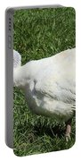 Turkey And The Chopping Block Portable Battery Charger