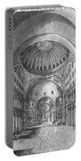 Turkey: Hagia Sophia, 1680 Portable Battery Charger