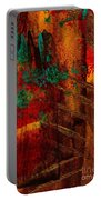 Turquoise Mountains Portable Battery Charger