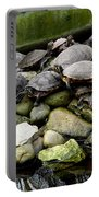 Turtle Island Portable Battery Charger