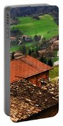 Tuscany Landscape 2 Portable Battery Charger