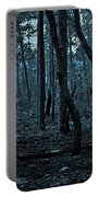Twilight In The Smouldering Forest Portable Battery Charger