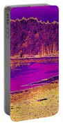 Twilight On La Push Beach Portable Battery Charger