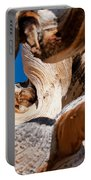 Twisted Bristlecone Pine Portable Battery Charger