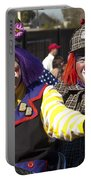 Two Clowns Portable Battery Charger