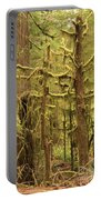 Waltzing In The Rainforest Portable Battery Charger