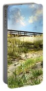 Tybee Island Dunes No.2 Portable Battery Charger