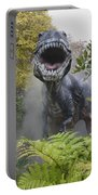 Tyrannosaurus Portable Battery Charger