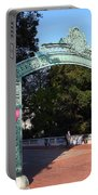 Uc Berkeley . Sproul Plaza . Sather Gate . 7d10039 Portable Battery Charger