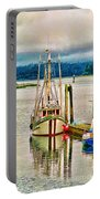 Ucluelet Harbour Hdr Portable Battery Charger