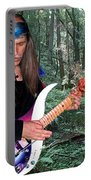 Uli Jon Roth At Muir Woods Portable Battery Charger