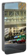 Under The Skywalk - Street Lamp Portable Battery Charger