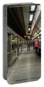 Underground Life Portable Battery Charger by Svetlana Sewell