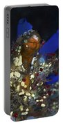Underwater Bouquet Formed By Cluster Portable Battery Charger