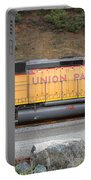 Union Pacific Locomotive . 7d10569 Portable Battery Charger