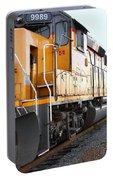 Union Pacific Locomotive Trains . 7d10588 Portable Battery Charger