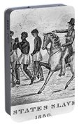 United States Slave Trade Portable Battery Charger