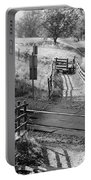 Unmanned Railway Crossing At Hope Portable Battery Charger