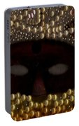 Unmask You Masquerades Dont Last Forever Portable Battery Charger