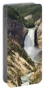 Upper Falls Yellowstone Portable Battery Charger