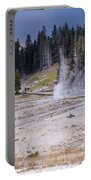 Upper Geyser Basin Portable Battery Charger