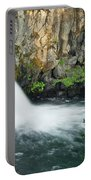 Upper Mccloud Falls Portable Battery Charger