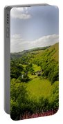 Upperdale From Monsal Head Portable Battery Charger