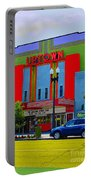 Uptown Theatre Portable Battery Charger