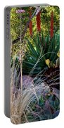 Urban Garden With Cactus Portable Battery Charger