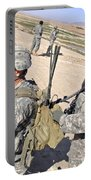 U.s. Army Soldiers Call In An Update Portable Battery Charger