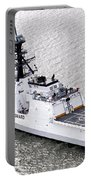U.s. Coast Guard Cutter Stratton Portable Battery Charger