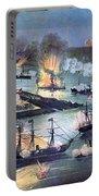 U.s. Navy Destroys Rebel Gunboats Portable Battery Charger