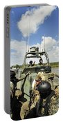 U.s. Navy Riverine Squadron Portable Battery Charger