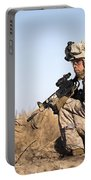 U.s. Navy Soldier Participates Portable Battery Charger