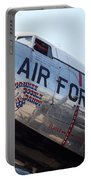 Usaf Douglas Dc-3 Transport Aircraft Portable Battery Charger