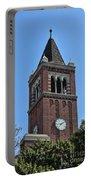 Usc's Clock Tower Portable Battery Charger