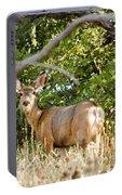 Utah Mule Deer Portable Battery Charger
