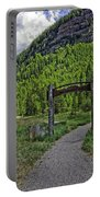 Vail Memorial Park Portable Battery Charger
