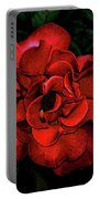 Valentine Rose Portable Battery Charger