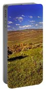 Valley At Fossil Butte Nm Portable Battery Charger