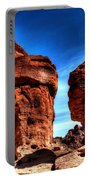 Valley Of Fire Monuments Portable Battery Charger