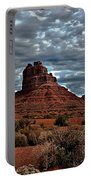 Valley Of The Gods II Portable Battery Charger by Robert Bales
