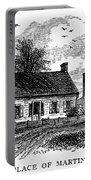 Van Buren: Birthplace Portable Battery Charger