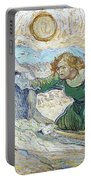 Van Gogh: Lazarus Portable Battery Charger